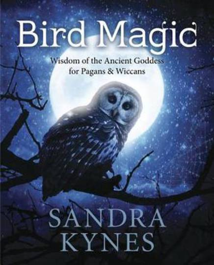 Bird Magic: Wisdom of the Ancient Goddess for Pagan and Wiccans by Sandra Kynes