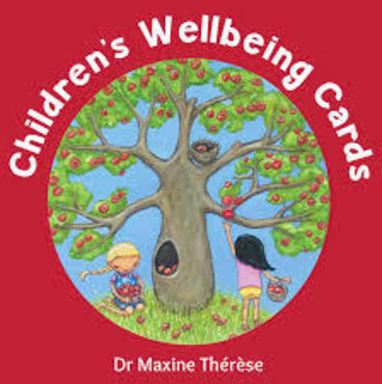 Children's Wellbeing Cards by Maxine Therese