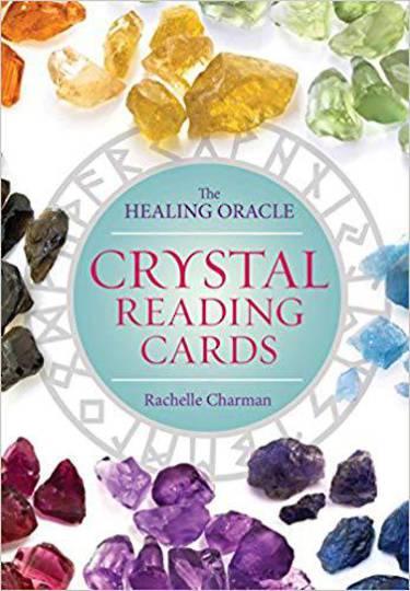 Crystal Reading Cards Author: Rachelle Charman