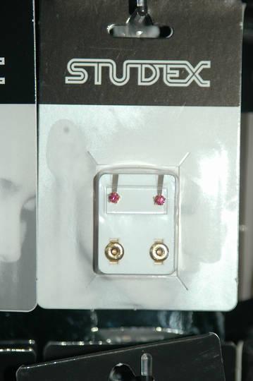 Studex claw set October studs regular