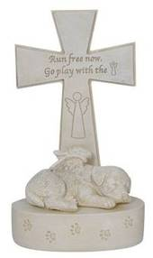 Dog Angel Memorial