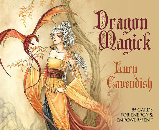 Dragon Magick Oracle Cards by Lucy Cavendish