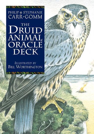 Druid Animal Oracle Deck - Philip and Stephanie Carr-Gomm