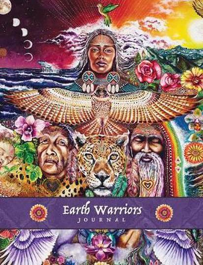 Earth Warriors - Journal by Alana Fairchild