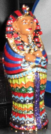 Egyptain trinket box 2