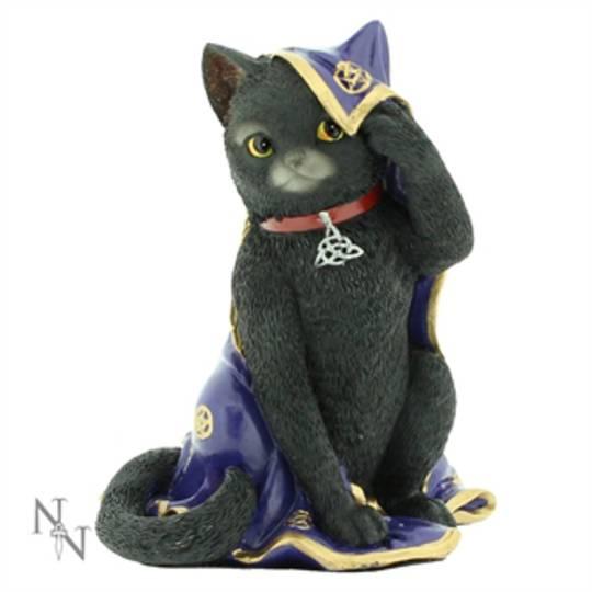 Magical Cat Figure Eclipse