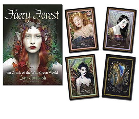 The Faery Forest Oracle: An Oracle of the Wild Green World: