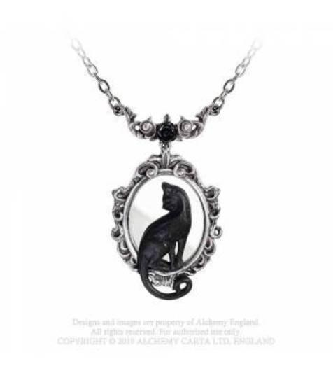 Feline Felicity Necklace
