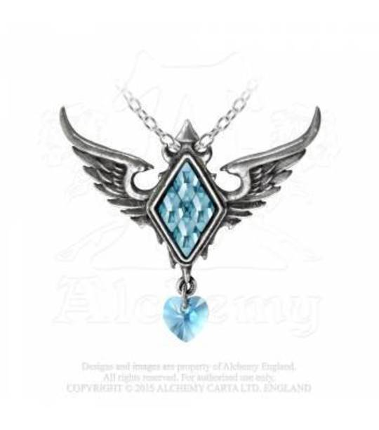 Frozen Heart Necklace