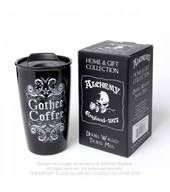 Gothee Coffee Double Walled Mug
