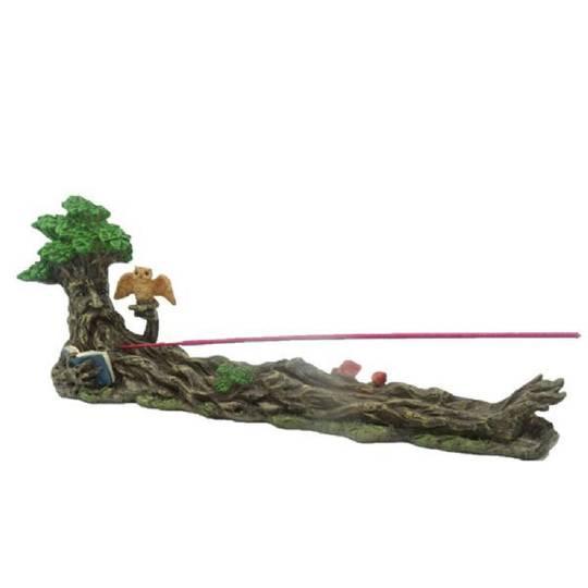 Greenman Incense Boat