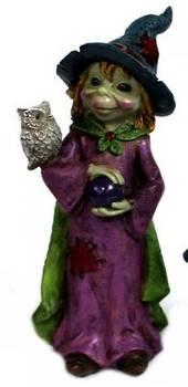 Purple Witch Pixie