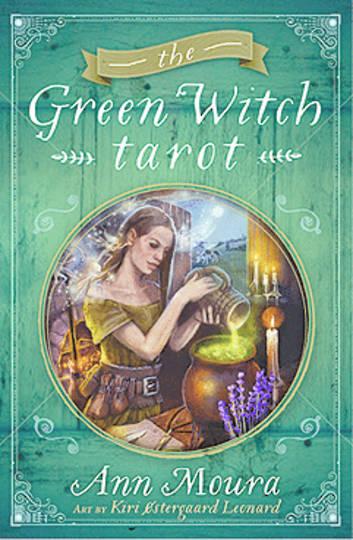 GREEN WITCH TAROT Set
