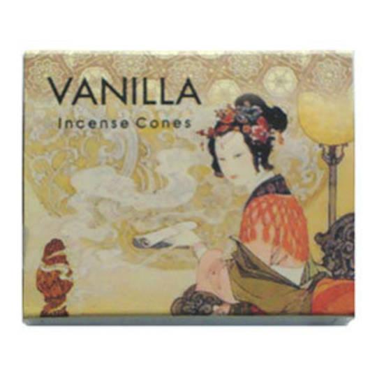 Kamini Vanilla Incense Cones