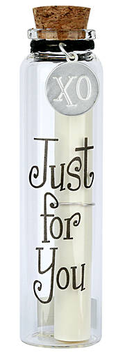 Just For You Wish Bottle