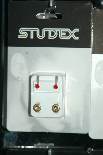 Studex claw set  july studs regular