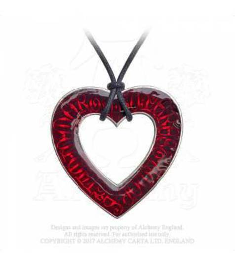 Love Over Death Pendant and Chain