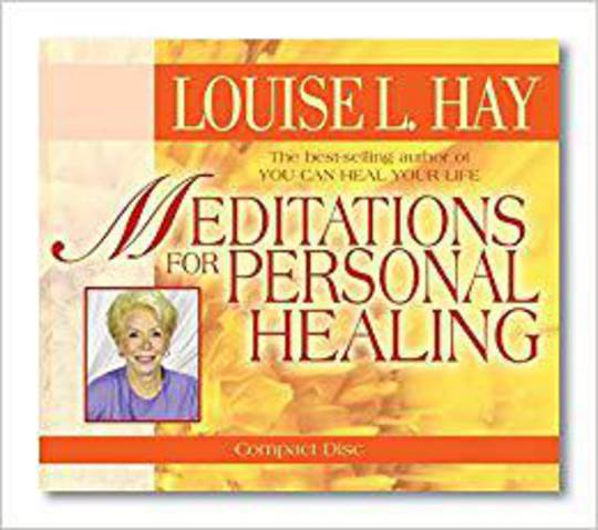 CD Meditations For Personal Healing by Louise Hay