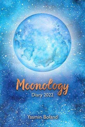 Moonology Diary 2022 by Yasmin Boland