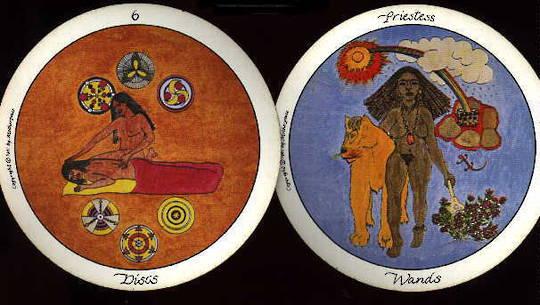 Mother Peace tarot deck