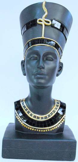 Egyptian Queen Nefertiti (ct)