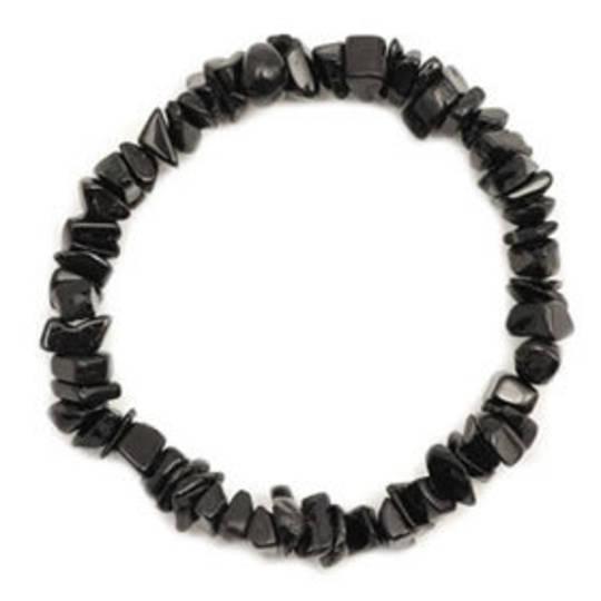 Onyx Chip Bracelet
