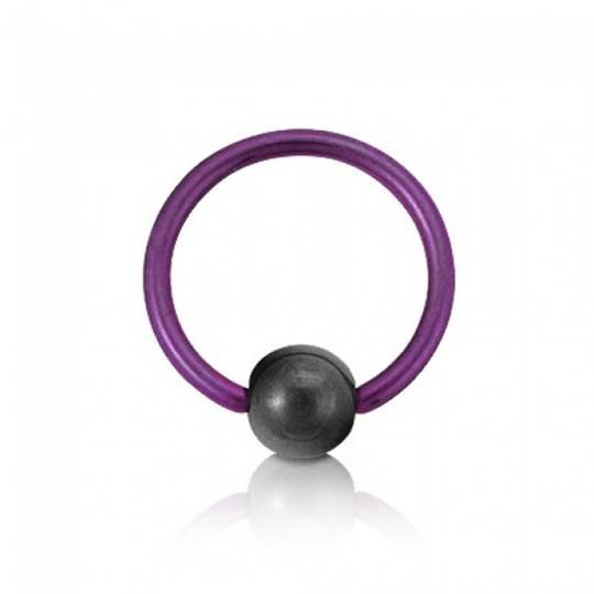 12g  titanium Purple BCR 18mm diameter
