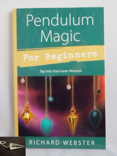 PENDULUM MAGIC FOR BEGINNERS BOOK