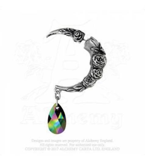 Rosemoon - faux-stretcher Earrings