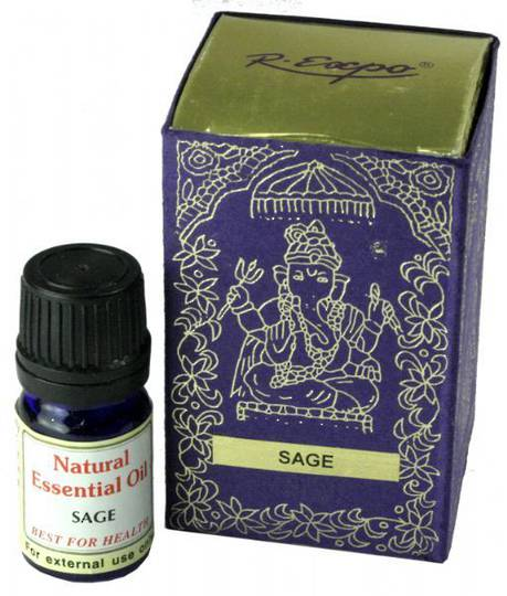 Essential Oil - Sage