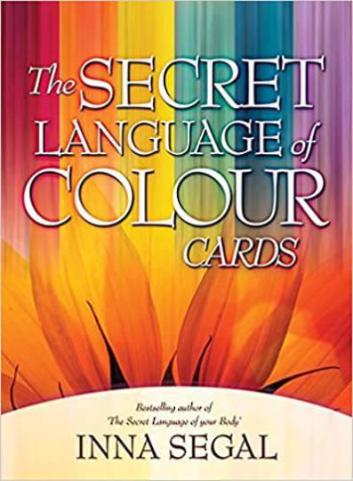 Secret Language of Colour Cards by Inna Segal