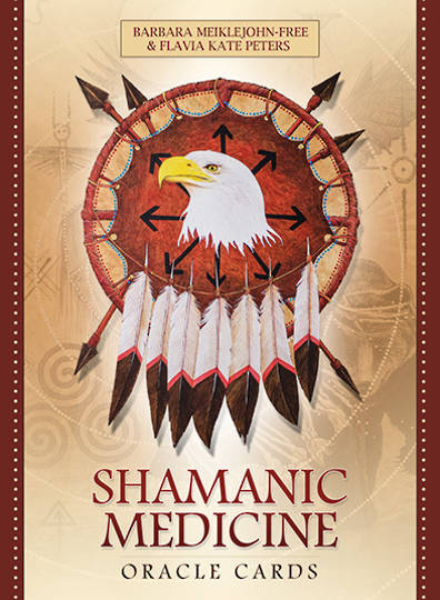 Shamanic Medicine Oracle Cards by Barbara Meiklejohn-Free and Flavia Kate Peters