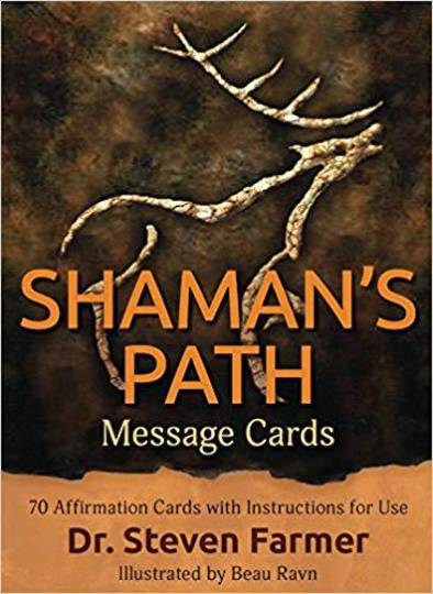 Shaman's Path (mini) Message Cards by Steven Farmer