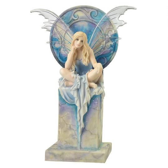 Shimmer Fantasy Fairy Statue