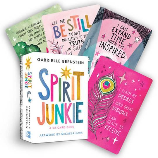 Spirit Junkie Oracle Cards