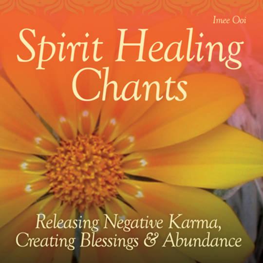CD Spirit Healing Chants