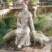 Sanctuary St. Francis Garden Sculpture
