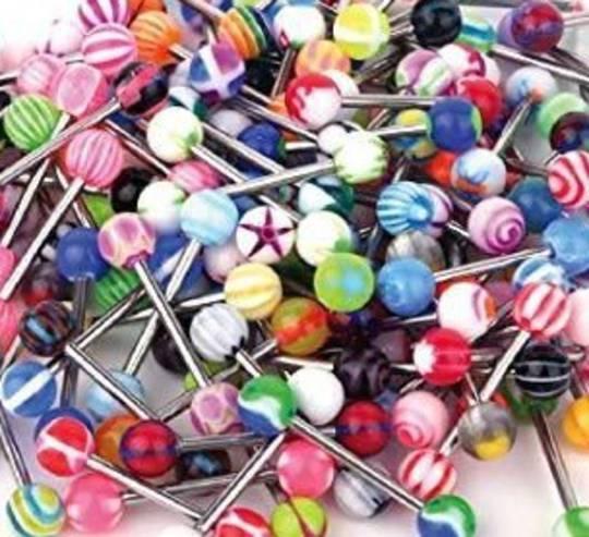 Bulk Buy 6 Tongue U/V Bars