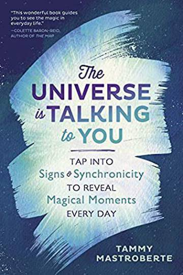 The Universe Is Talking to You by Tammy Mastroberte