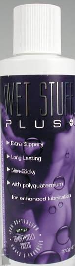 Wetstuff Plus Lubricant 270g