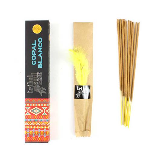Tribal Soul Incense Sticks - Copal Blanco