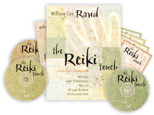 The Reiki Touch Kit By William Lee Rand