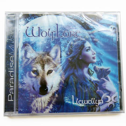 WolfLore CD by Llewellyn