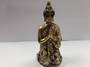 Gold Praying Buddha