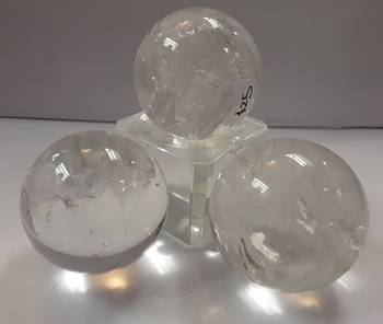Quartz Crystal Ball (32mm)
