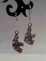 Medium Elephant Earrings