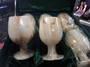 Set of 6 Onyx Goblets