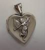 Cherub Angel Locket
