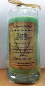 Earth Magic Candle
