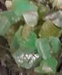 Rough Green Calcite Piece